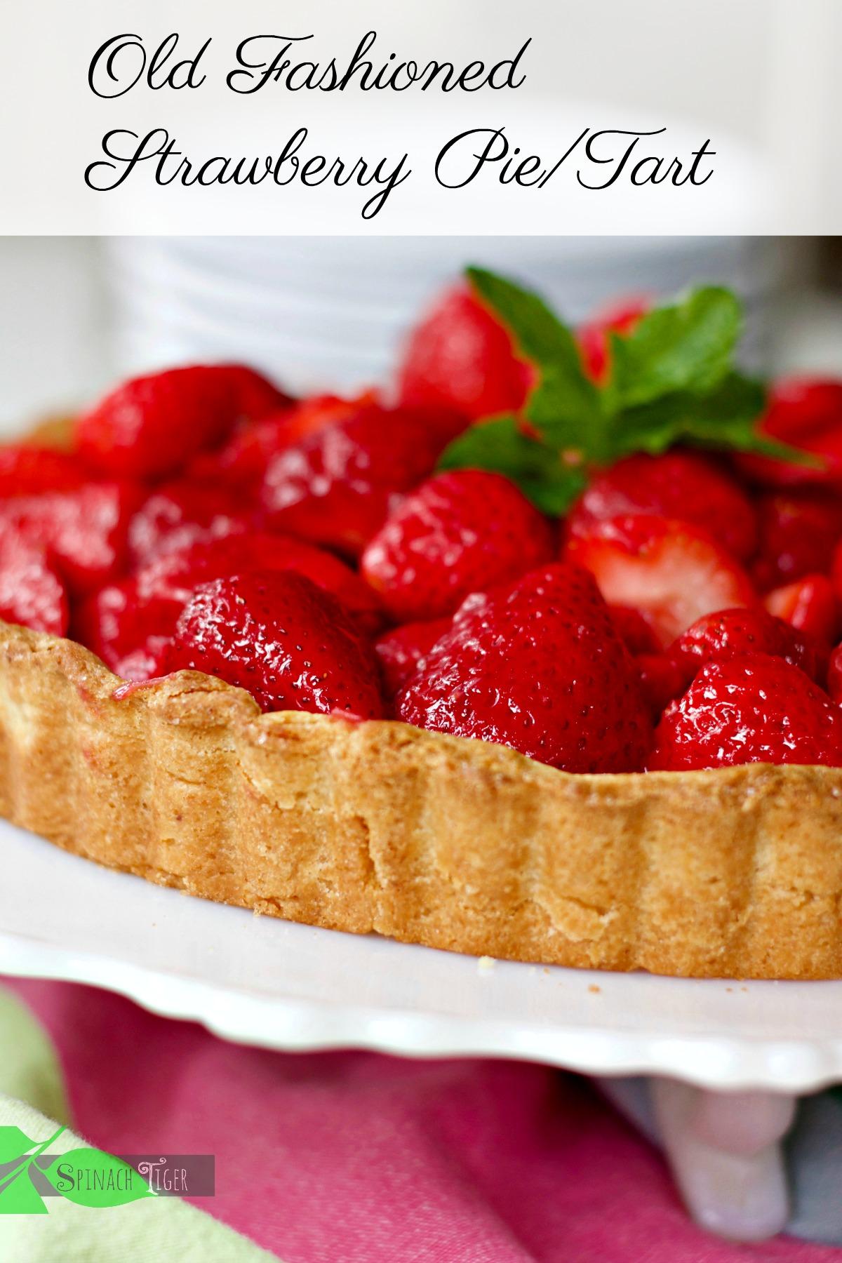 strawberry pie promo