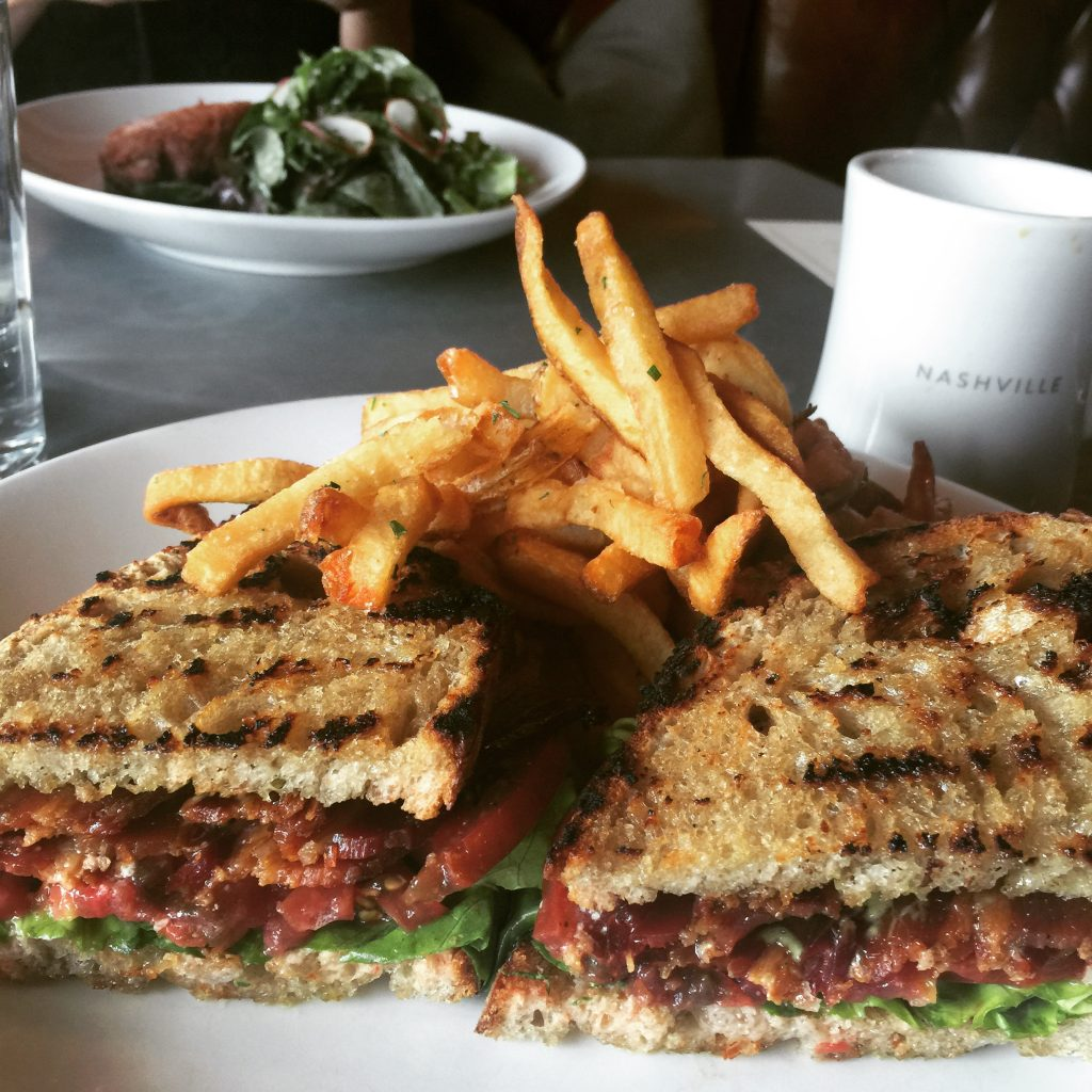 Nashville Brunch Places: Josephine from Spinach Tiger