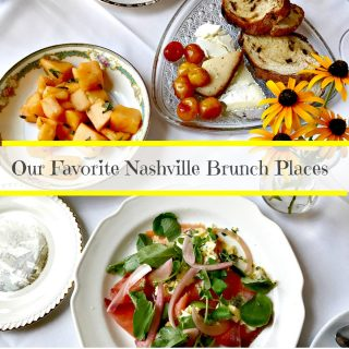 Nashville Brunch Places from Spinach Tiger
