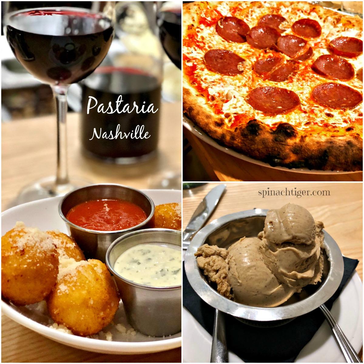 Nashville Restaurants: Pastaria from Spinach Tiger
