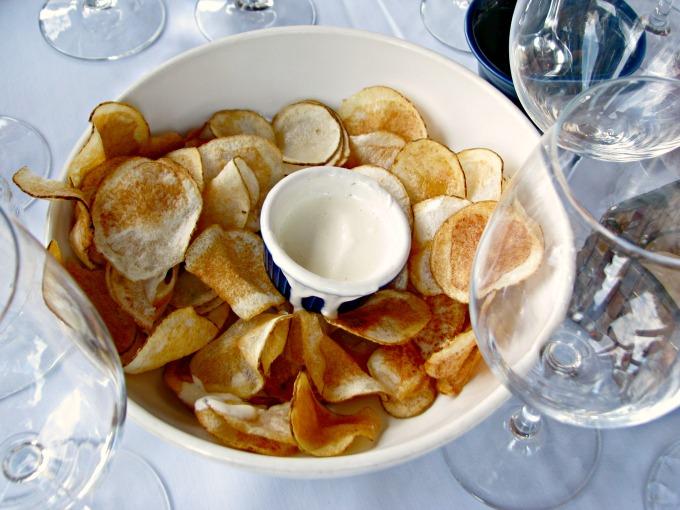 Margot McCormick Potato Chips