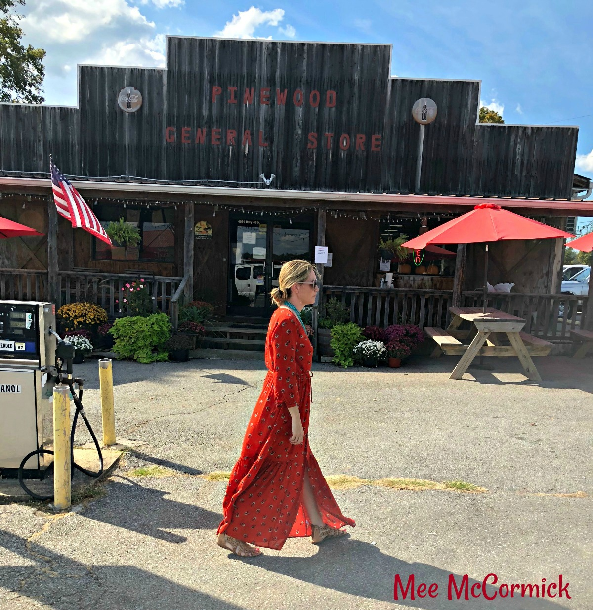 Mee McCormick Pinewood Kitchen and Mercantile, Nunnelly, TN from Spinach Tiger