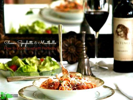 How to Cook Spaghetti Like an Italian