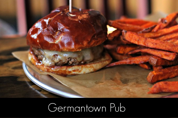 Nashville's Best Burgers: Germantown Pub from Spinach Tiger