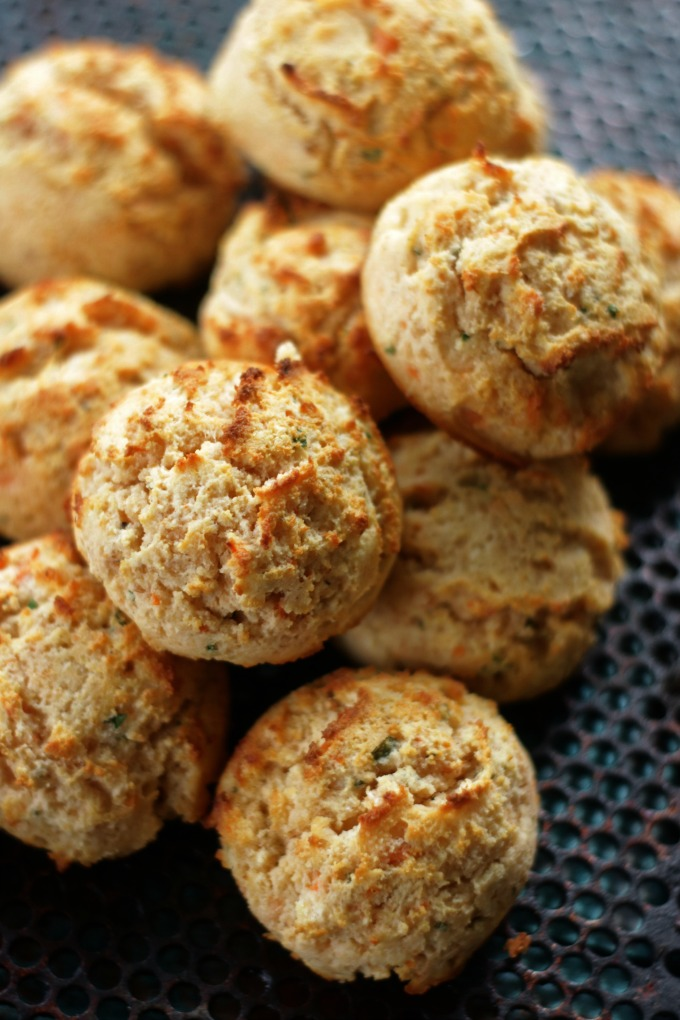 Grain Free Sweet Potato Biscuit from Spinach Tiger