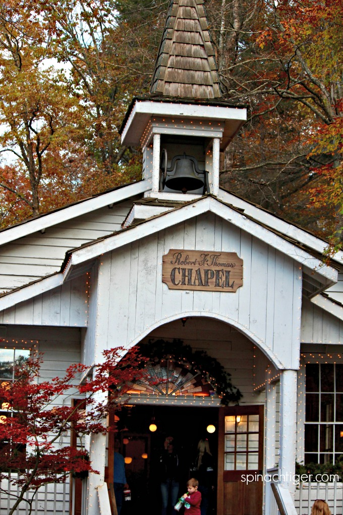 Chapel at Dollywood from Spinach Tiger