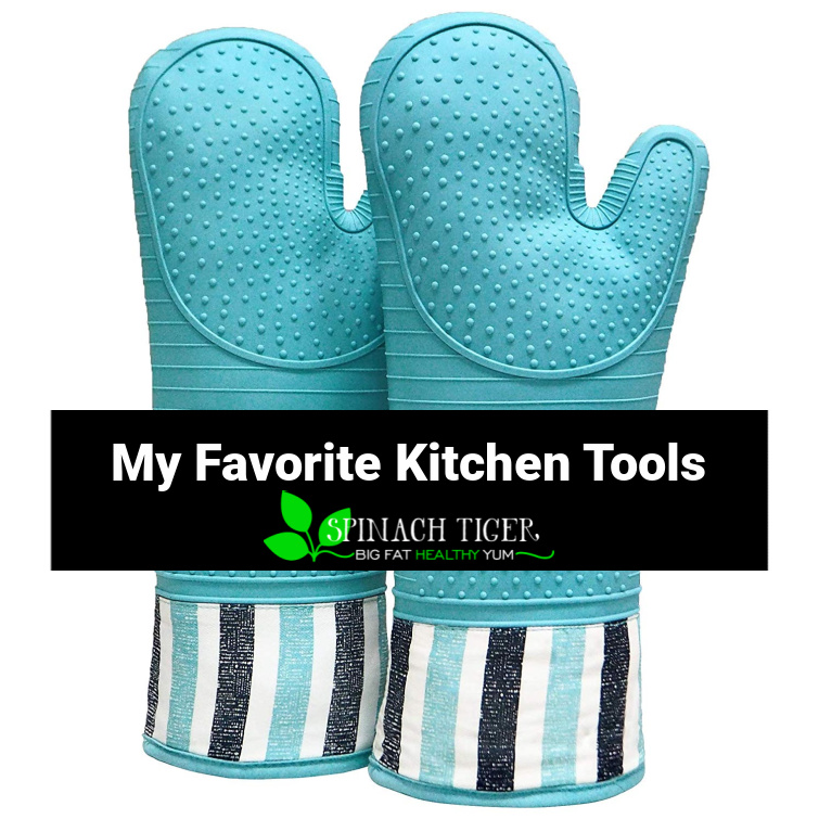 After 1400 recipes, this food blogger tells you what she feels are the best kitchen tools you can't live without, and what she got rid of. #spinachtiger #kitchentools via @angelaroberts