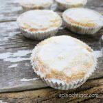 Keto Glazed Donut Muffin
