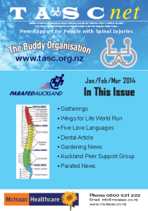 TASC Net newsletter March 2014