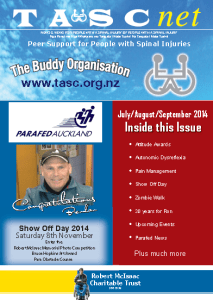 TASC Net newsletter September 2014