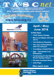 TASC newsletter june 2018