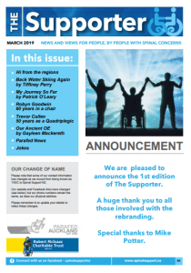 The Supporter Newsletter March 2019