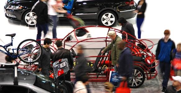Seattle Auto Show 2013