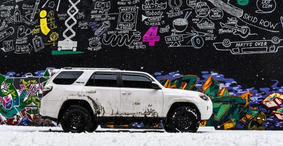 TRD Snow
