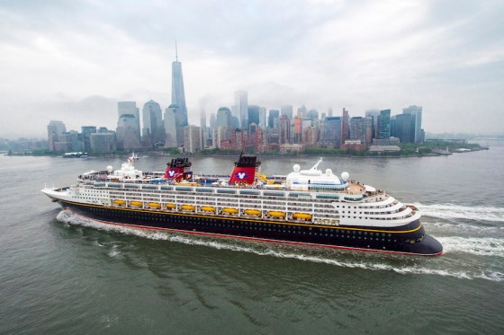 Disney Cruise Line: Neue Routen in New York und Kanada in 2016