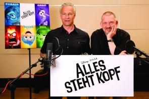 """Die deutschen Synchronsprecher in Disney-Pixars """"Alles steht Kopf"""""""