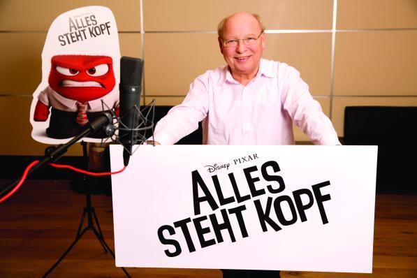 """Die deutschen Synchronsprecher von Disney-Pixars """"Alles steht Kopf"""""""