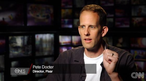"Pixar-Regisseur Peter Docter im Portrait in ""Ones to Watch"" von CNN"
