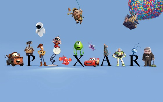 Top 5: Meine liebsten Disney-Pixar-Filme