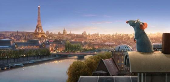 Top 5 Disney-Pixar-Filme: Ratatouille