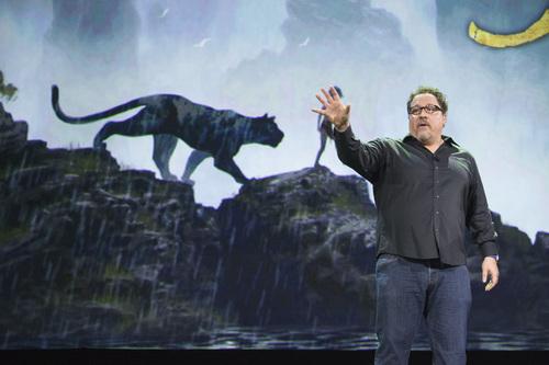 """D23 Expo 2015: Erstes Poster und Details zur Realverfilmung von Disneys """"Das Dschungelbuch"""""""