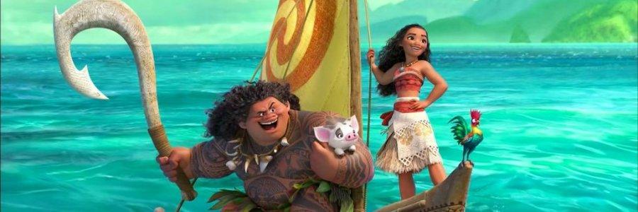 """Disneys """"Vaiana"""" alias """"Moana"""" ist der Weihnachtsfilm 2016 von Disney"""