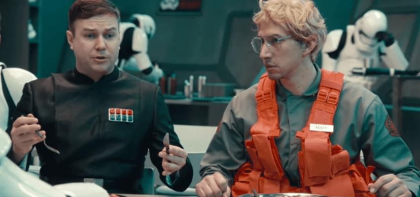 "Saturday Night Live: Kylo Ren als ""Undercover Boss"" mit Adam Driver"
