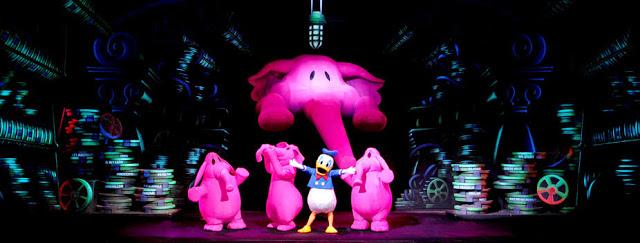 """Disneyland Paris: Letzte Show von """"Animagique"""""""