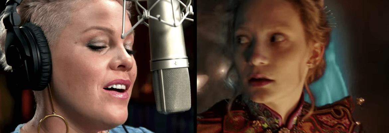 """Pink singt Titelsong zu Disneys """"Alice im Wunderland: Hinter den Spiegeln"""""""