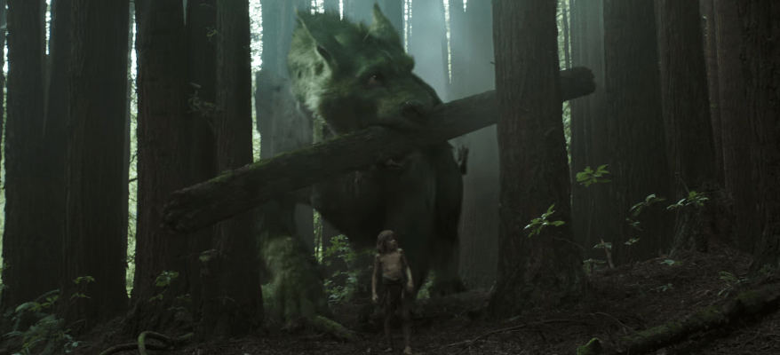 """Elliot das Schmunzelmonster ist zurück: Erster Trailer zu """"Pete's Dragon"""""""