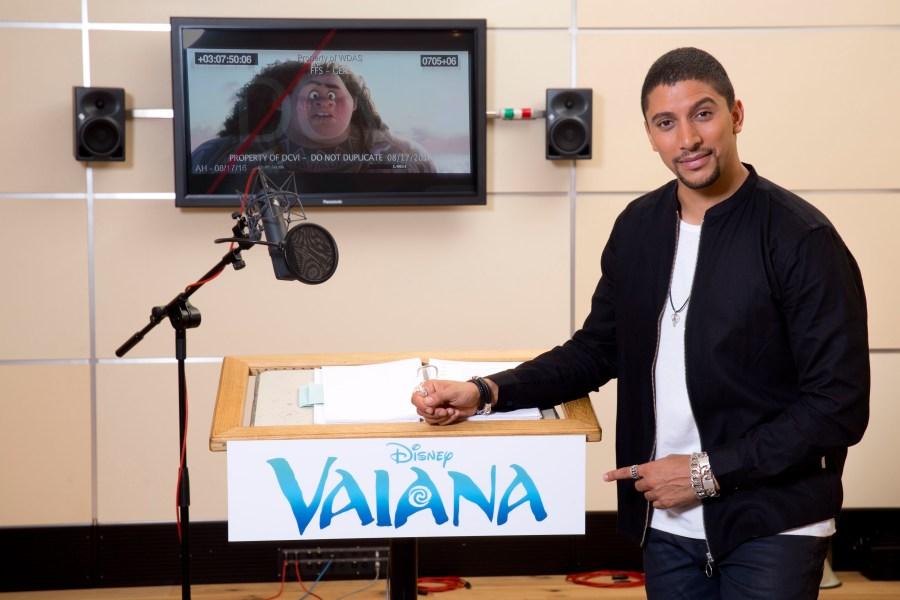 Deutsche Stimme Vaiana