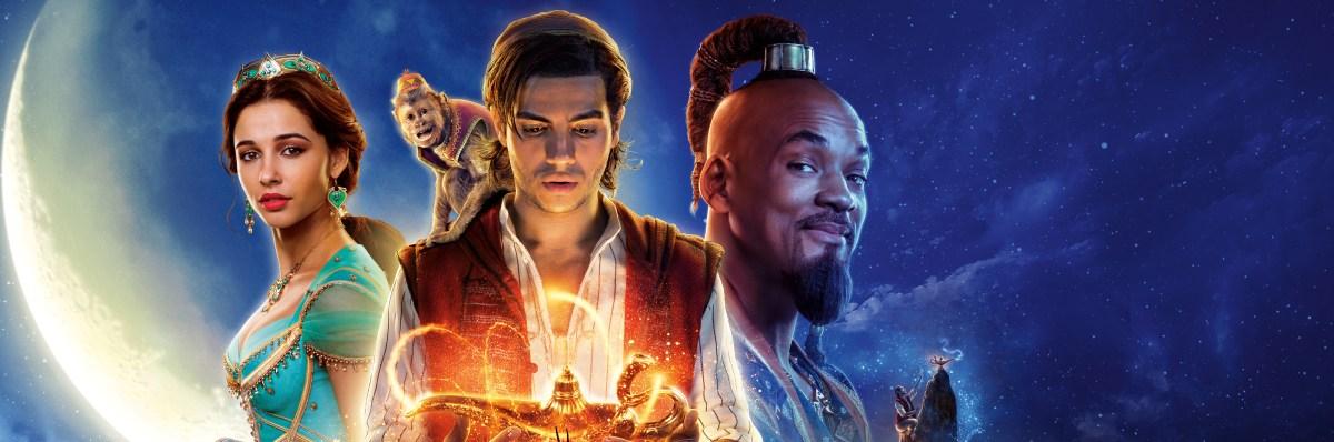 Kritik: Disneys ALADDIN - Eine zauberhafte Realverfilmung