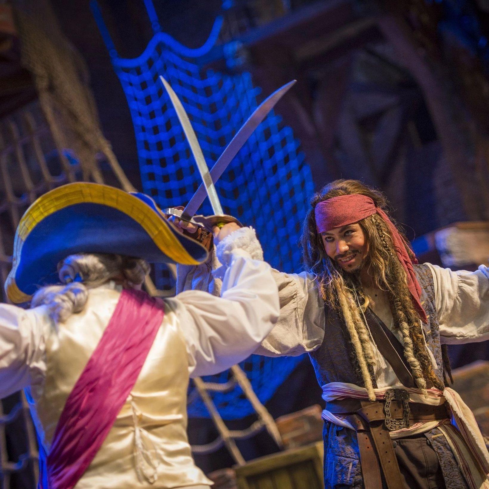 Shanghai Disneyland Tipps und Tricks: Captain Jack Sparrow