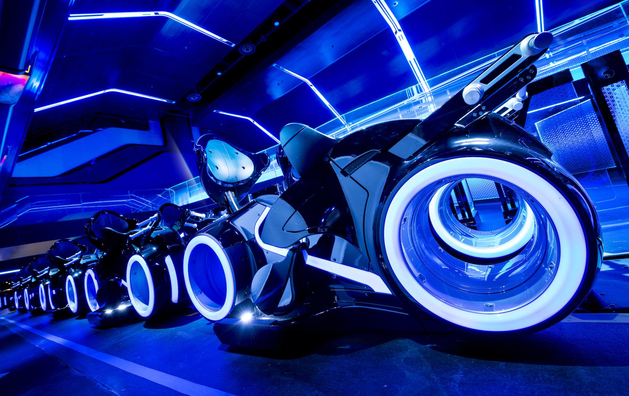 Shanghai Disneyland Tipps und Tricks: TRON Lightcycle Power Run