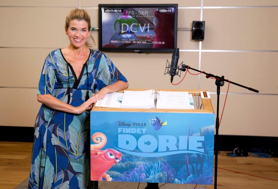 Findet Dorie: Das sind die Deutschen Synchronsprecher - Anke Engelke