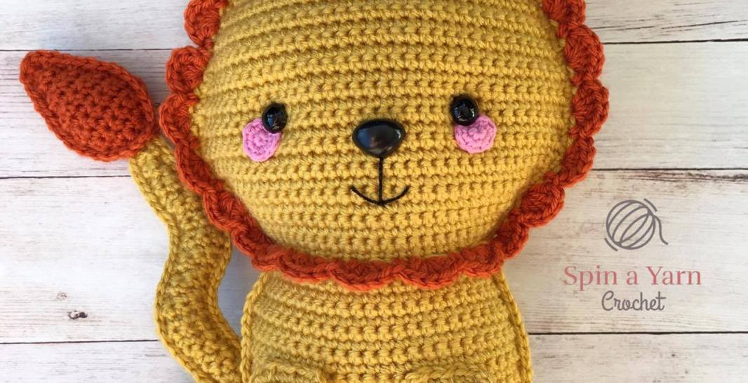 Ragdoll lion free crochet pattern spin a yarn crochet crochet patterns dt1010fo