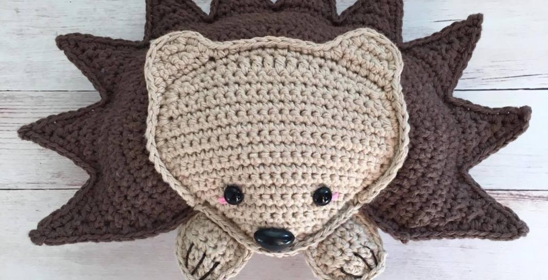 Hedgehog Amigurumi Free Crochet Pattern Spin A Yarn Crochet
