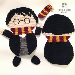 Harry Potter pieces