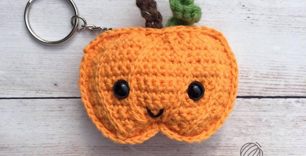 Kết quả hình ảnh cho 20 - Fall Pumpkin crochet