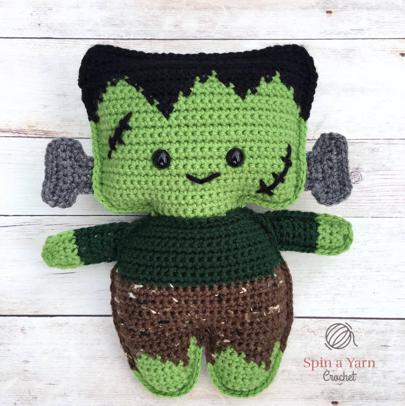 5. Frankenstein's monster