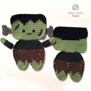 Frankenstein pieces