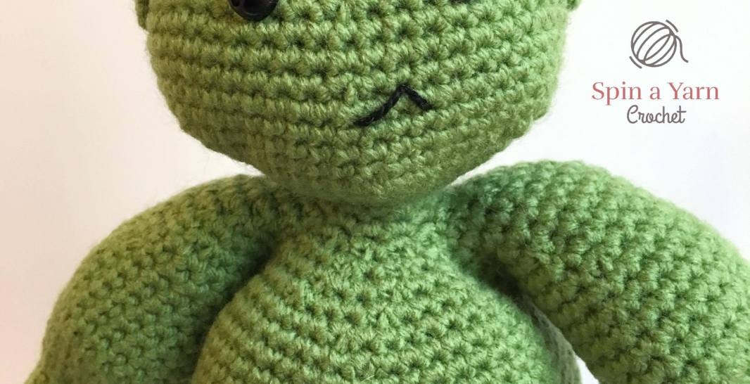 The Hulk Free Crochet Pattern Spin A Yarn Crochet