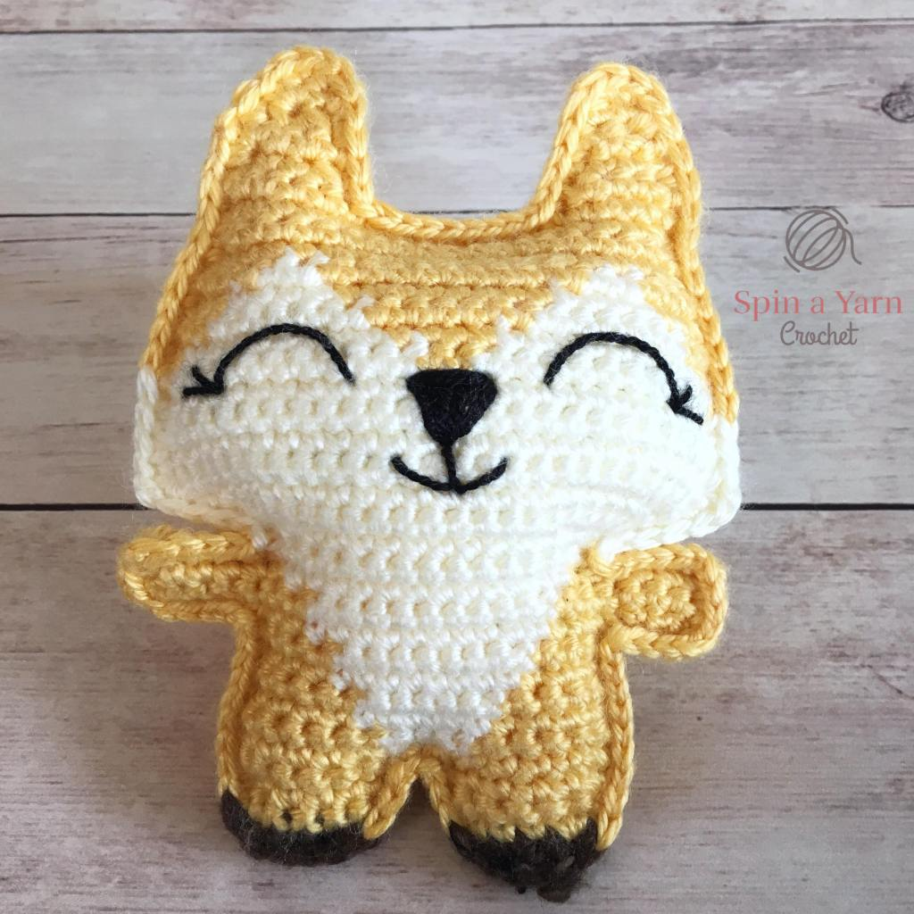 Yellow fox
