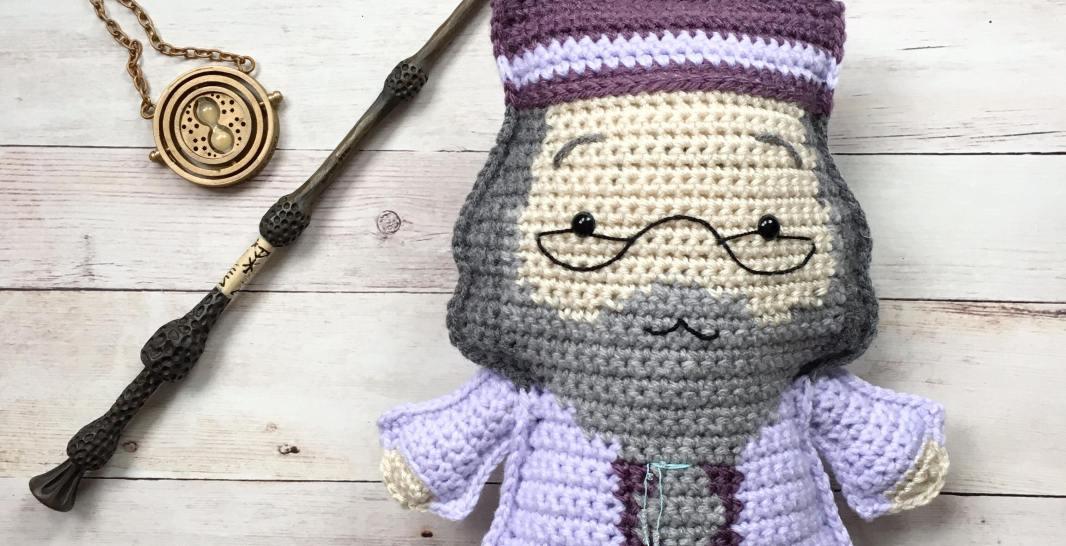 Ragdoll Dumbledore Free Crochet Pattern • Spin a Yarn Crochet