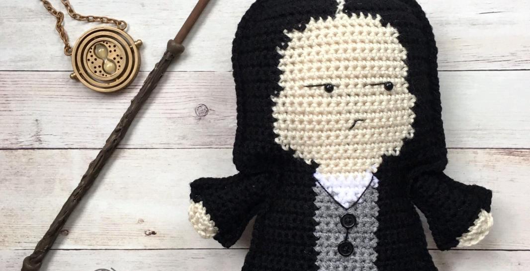 Ragdoll Snape Free Crochet Pattern Spin A Yarn Crochet