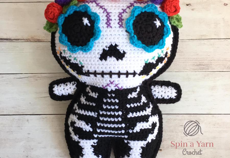 Ragdoll Unicorn Free Crochet Pattern Spin A Yarn Crochet