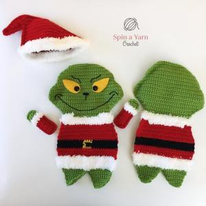 Grinch pieces