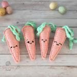 carrot amigurumi