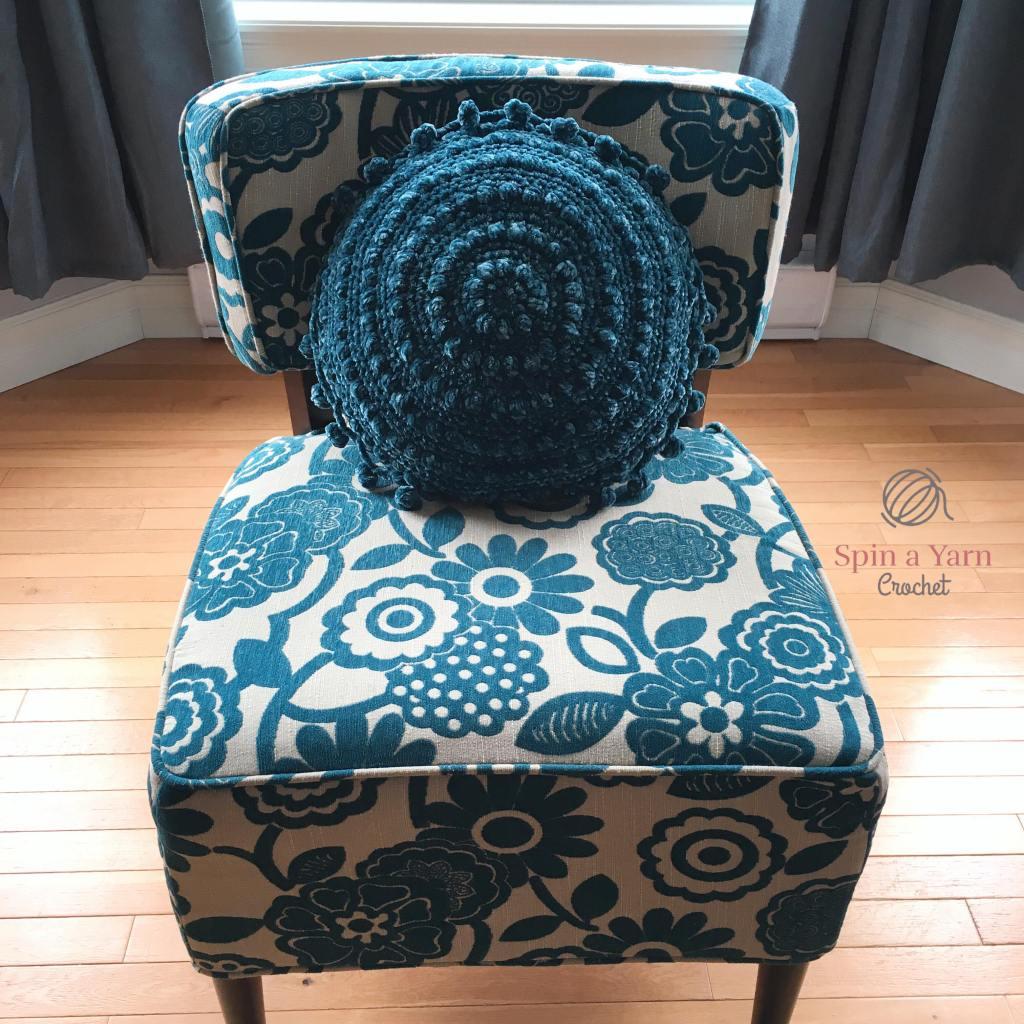 Crafty Boho Pillow