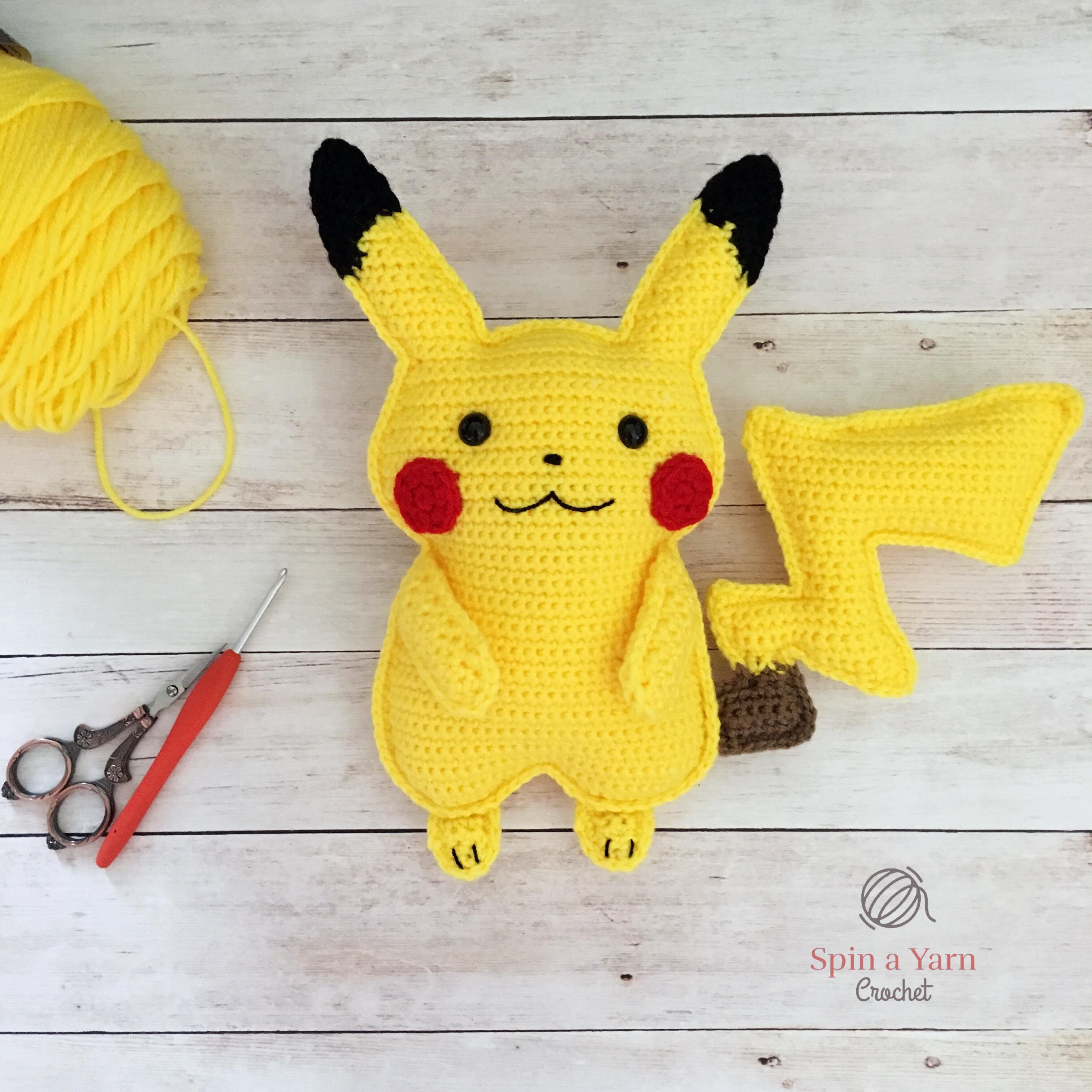 Crochet Patterns Archives • Spin a Yarn Crochet
